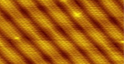nanotechnologie - atomová struktura, autor: Erwinrossen, licence obrázku public domain