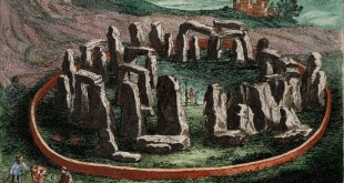 archeologie - stonehenge - ilustrační, zdroj Wikipedia, licence obrázku public domain
