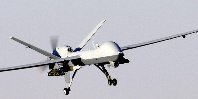 dron MQ-9 Reaper, zdroj Wikipedia, licence obrázku public domain