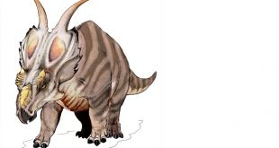 dinosaurus, ilustrační autor Mariana Ruiz, zdroj: Wikipedia, licence obrázku: public domain